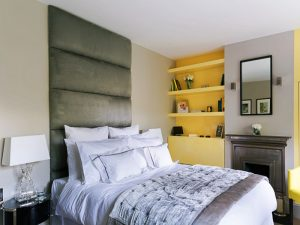 Bed Headboards, Upholstered Wall Panels Material Concepts, Battersea