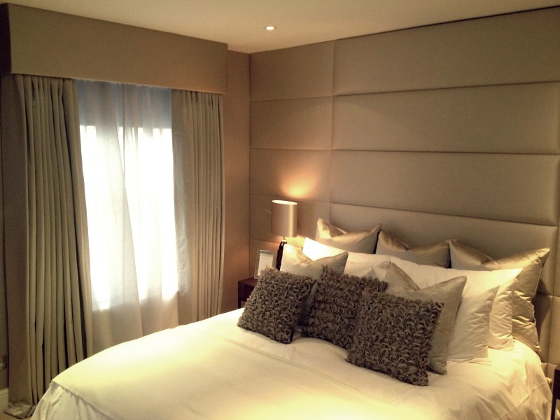 Bed Headboards Upholstered Wall Panels Material Concepts Battersea