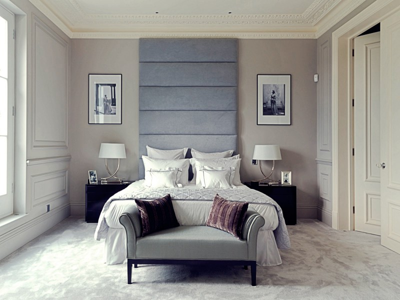 Bed Headboards Upholstered Wall Panels Material