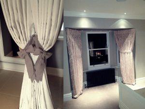 Blackout Curtains, Curtain Poles - Material Concepts Battersea, London-1