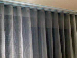 Blackout Curtains, Curtain Poles - Material Concepts Battersea, London, UK