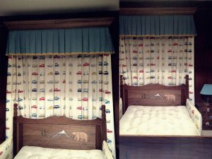Kids Blackout Curtains and Curtain Poles - Material Concepts