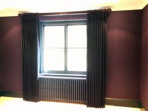 Luxury Blackout Curtains and Curtain Poles - Material Concepts-3
