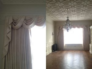 Luxury Blackout Curtains and Curtain Poles - Material Concepts Ltd