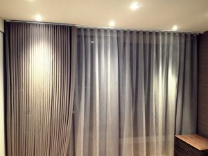 Luxury Metal Colour Curtains and Curtain Poles - Material Concepts