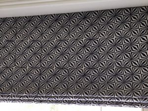 Made to Measure Large Roman Blinds - Material Concepts Limited