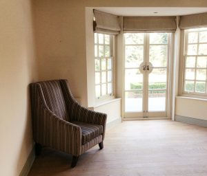 Made to Measure Roman Blinds - Material Concepts London