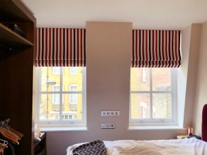 Mate to Measure Roman Blinds Gallery - Material Concepts
