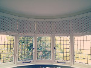 Mate to Measure Roman Blinds Gallery - Material Concepts Ltd