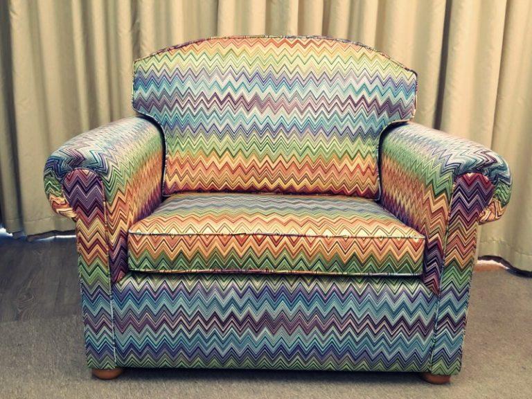 missoni armchair