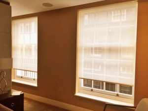 Made to Measure Electric Roller Blinds