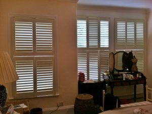 Shutter fitted by Material Concepts