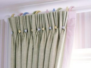 Curtain-heading